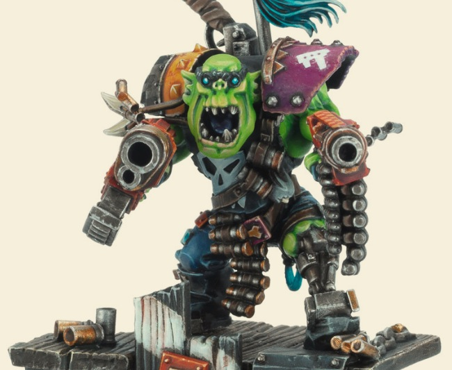 Flash Gitz de Matt Holland en la WD 19