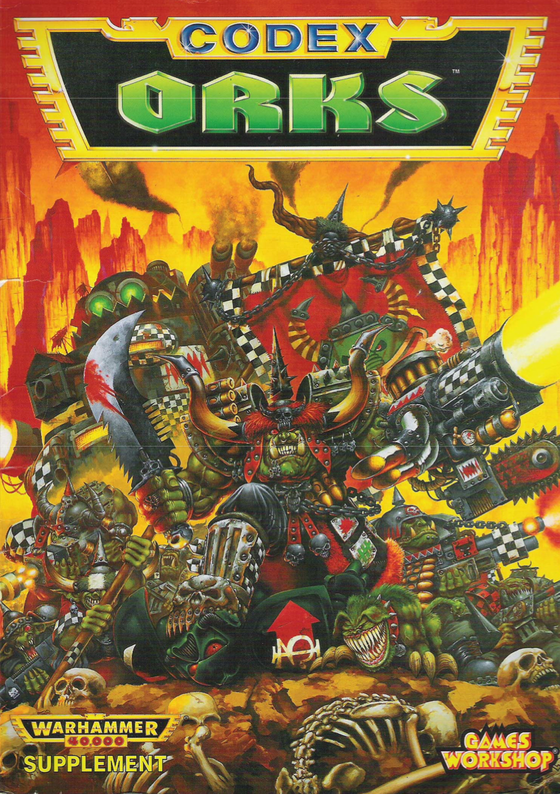 Codex:Orks