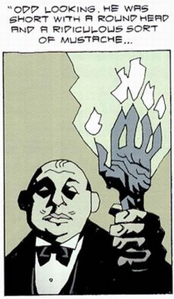 hand of glory mignola